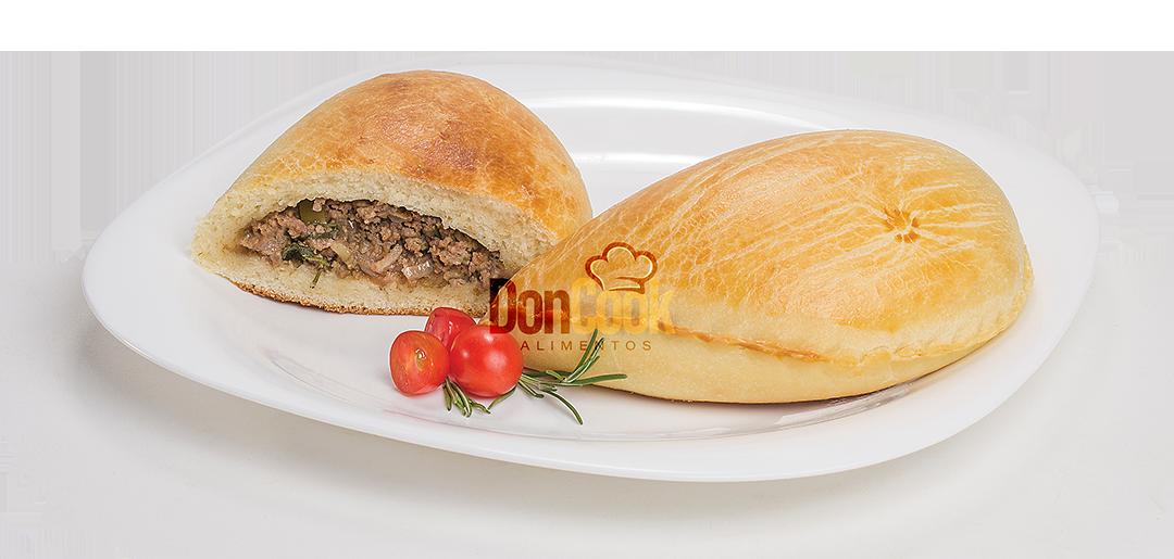 pastel forno carne azeitona